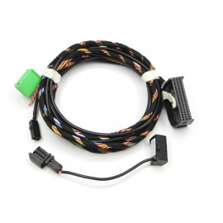 Cablaj Retrofit Bluetooth VW SKODA SEAT cu microfon