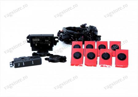 Kit retrofit ORIGINAL Senzori Parcare OPS Fata - Spate 5Q0919294 VW GOLF 7