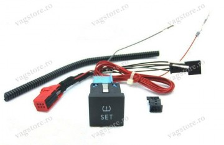 Kit Retrofit TPMS Atentionare senzor presiune in roti.