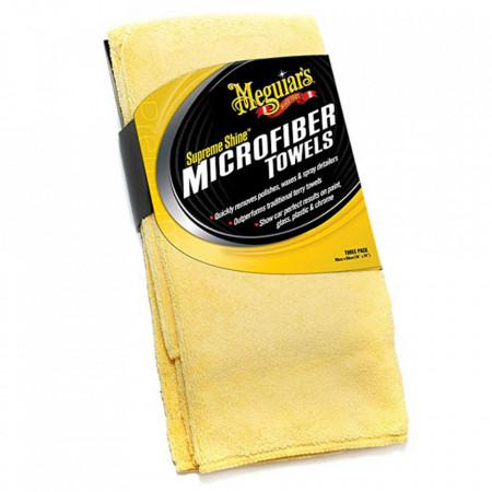 Laveta Microfibra Meguiars Supreme Shine