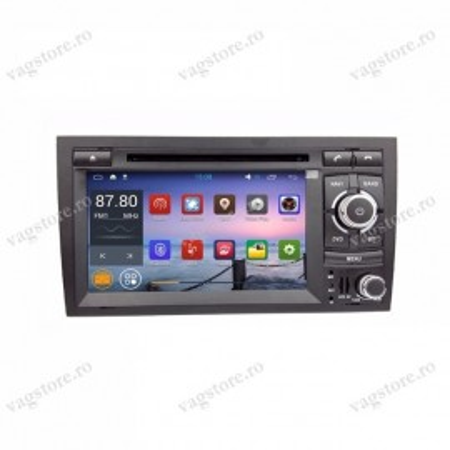 Navigatie VAG NAV 6700 PRO pentru Audi A4 2002 - 2008 display 7 inch cu Android, Touchscreen, Bluetooth si WIFI