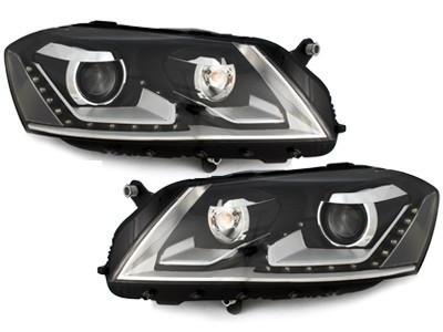 Set faruri Lupa si led Xenon VW Passat B7