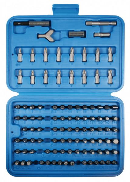 Trusa biti cu adaptor magnetic 1/4 , 100 piese - SW STAHL