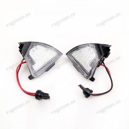 Lumini Sub Oglinzi exterioare / Puddle light Led Golf 5 / Jetta MK5 / Passat