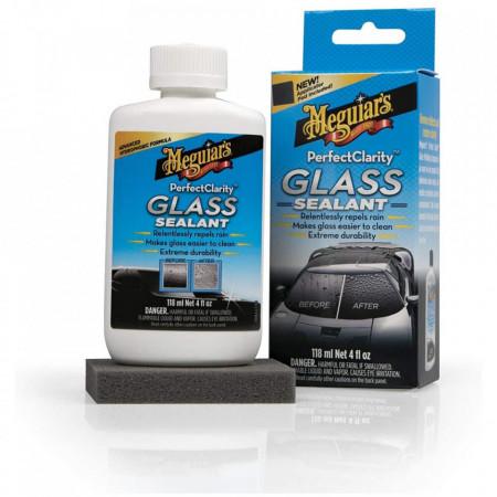Perfect Clarity Glass Sealant, tratament protecție pentru geamuri
