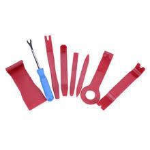 Set 8 piese spatule plastic pentru desfacut elemente plastice / trim-uri