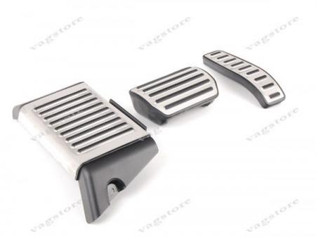 Set Pedale si Footrest aluminiu Audi Q7 (4L)