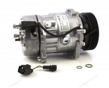 Compresor Clima HELLA pentru VW / AUDI / SKODA / SEAT