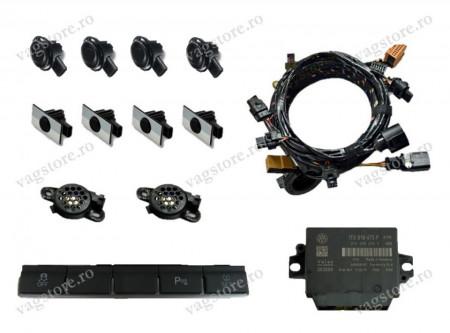 Kit complet Original VW retrofit senzori parcare OPS fata spate VW TIGUAN 5N 2009 - 2014