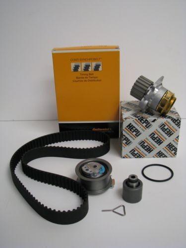 Pompa Apa Hepu si Kit distributie CONTITECH 1.9L TDI BKC BLS BXE CT1028K3