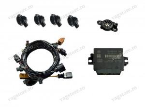 Kit complet Original VW retrofit senzori parcare OPS spate VW TIGUAN 5N 2009 - 2014