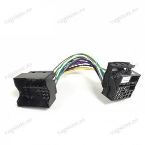Cablaj adaptor unitate media de platforma MQB 52pini la PQ (RCD /RNS)