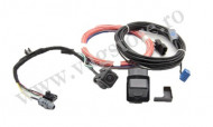 Kit complet retrofit Camera Marsarier VW Lowline OEM VW cu unitate MIB2 sau RCD330