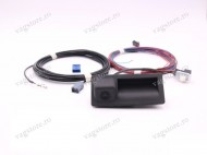 Kit retrofit Camera Originala Skoda Octavia 5E / Superb 3V0 High line cu linii de ghidaj