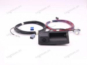Kit retrofit Camera Originala Skoda Octavia 5E / Superb 3V0 High line cu linii de ghidaj