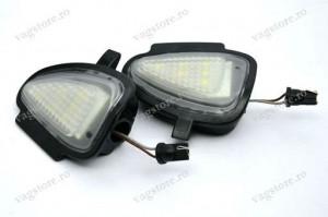 Lumini Sub Oglinzi exterioare / Puddle light Led Golf 6 / Jetta MK6 /Touran