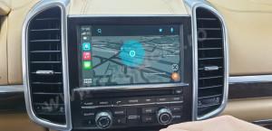 Retrofit CARPLAY, Android Auto, Camere fata si marsarier pentru PORSCHE PCM 3.1 si CRD+