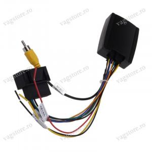 Adaptor / convertizor semnal camera Originala VW 26 pini pentru unitate media aftermarket