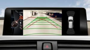 Kit retrofit Camera Marsarier pentru BMW seriile F cu navigatie NBT