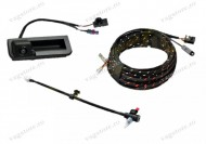 Kit retrofit Camera Originala Audi Q3 F3 High line cu linii de ghidaj