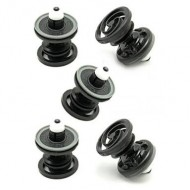 Set 5 cleme fata de portiera VW GOLF / JETTA / PASSAT / CADDY