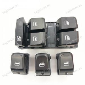 Set butoane geamuri electrice Audi A4 A5 Q5