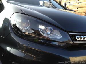 Set Faruri cu Lupa Volkswagen VW Golf 6 VI MK6 GTI LOOK