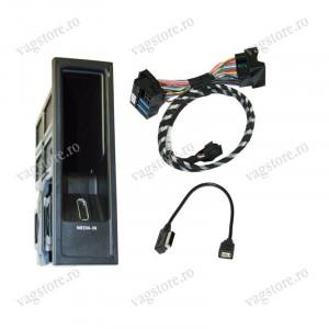 Kit Original MDI + Bluetooth 5N0035729 VW Golf 5 6 Jetta Tiguan Touran
