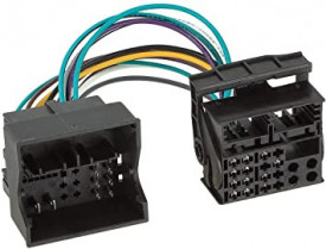 Adaptor conector quadlock de la MIB (nou) la MQB (vechi)