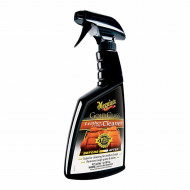 MEGUIAR'S GOLD CLASS LEATHER CLEANER - SOLUTIE CURATARE PIELE SI VINILIN, 473 ML