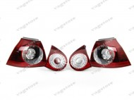 Set stopuri LED Golf 5 V MK5