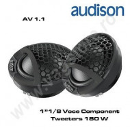 SET TWEETERE AUTO AUDISON AV 1.1, SET 28MM