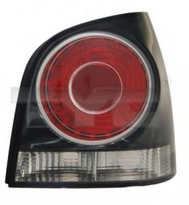 Lampa Stop Dreapta VW POLO 9N 9N3 Negru GTI Tuning