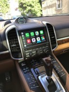 Retrofit CARPLAY si Camera marsarier pentru PORSCHE PCM 3.1 si CRD+