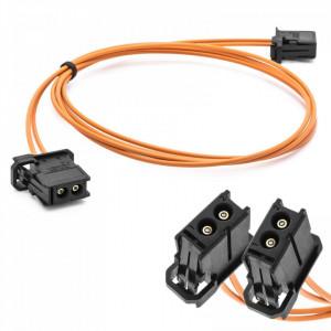 Cablaj fibra optica retrofit / reparatie MOST Audi Porsche BMW