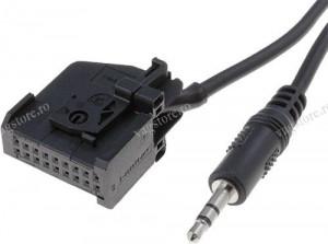 Cablu AUX IN Jack 3.5mm pentru MFD2 / RNS500