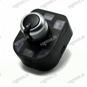 Comutator Oglinzi Electrice / incalzite /rabatabile electric Audi A4 / A6 / Q7