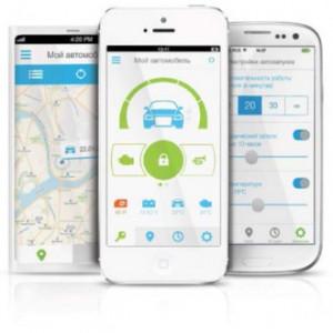 Receiver GPS-Glonass