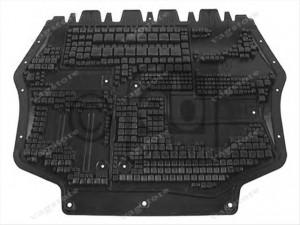 Material amortizare zgomot / Scut motor plastic VW / Skoda / Audi