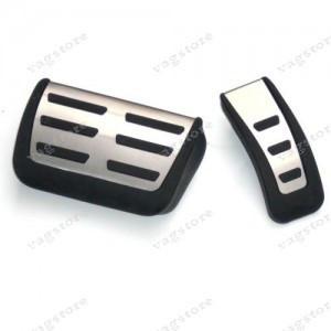Set Pedale Aluminiu Audi A6 Pentru transmisie automata