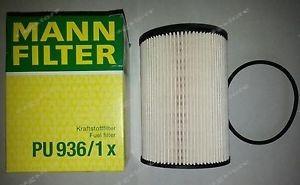 Filtru motorina VW / Skoda / Seat 1.6 1.9 2.0 diesel Mann Filters