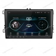 Navigatie VAG NAV 5000 PRO display 9 inch cu Android, Touchscreen, Bluetooth si WIFI pentru VW Golf 5 6 Passat B6 B7