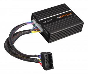 "Amplificator digital DSP Plug& Play dedicat Match UP7BMW pentru BMW cu optiune Hi-Fi ""676"""
