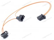 Adaptor Y Splitter fibra optica Most AUDI