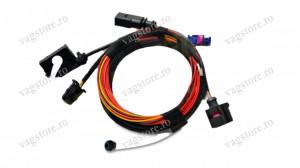 Kit complet cablaje montaj camera Marsarier lowline VW 5K0827469AQULM / 5K0827469APULM