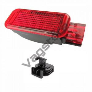 Lampa avertizare usa deschisa skoda octavia 3