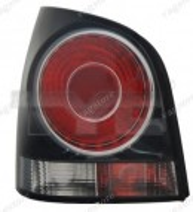 Lampa Stop Stanga VW POLO 9N 9N3 Negru GTI Tuning
