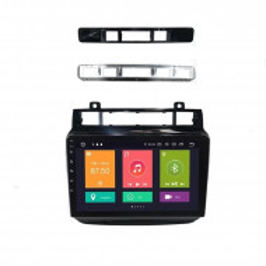 Navigatie NAVPRO R550 PRO VW display 10 inch cu Android, Touchscreen, Bluetooth WIFI DSP SIM 4G pentru Touareg 7P 2010 - 2018 CU RCD550