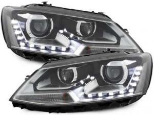 Set faruri Lupa si led Xenon VW Jetta MK6