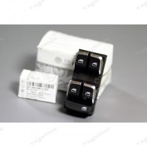 Comutator Butoane Geamuri Electrice Chrome pentru Audi A4 A5 Q5